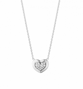 AURORA Heart Pendant