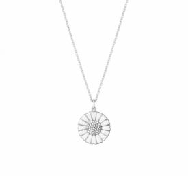 DAISY Pendant with Diamonds, large
