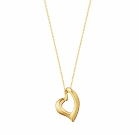 HEARTS OF GEORG JENSEN Gold Pendant