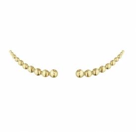MOONLIGHT GRAPES 18ct Yellow Gold Ear Cuffs