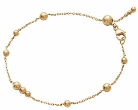 MOONLIGHT GRAPES Rose Gold Chain Bracelet