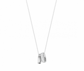 MAGIC Charm Pendant in 18ct White Gold and Diamonds by Regitze Overgaard
