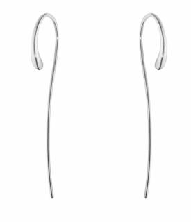 MERCY Long Curved Earrings