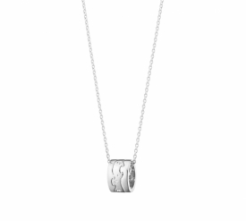 FUSION PENDANT 1637 White Gold Diamond