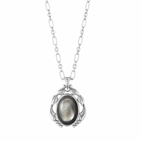 2020 HERITAGE Black Mother of Pearl Pendant
