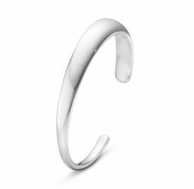 CURVE Sinuous Slim Bangle Ring