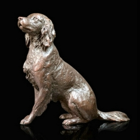 Richard Cooper Bronze Spaniel