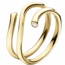MAGIC Outer Ring In 18ct Yellow Gold