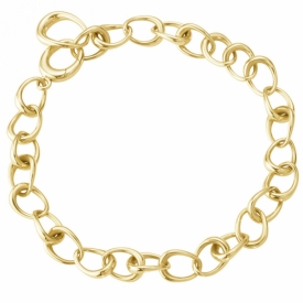 OFFSPRING Small Link Bracelet in 18ct Gold