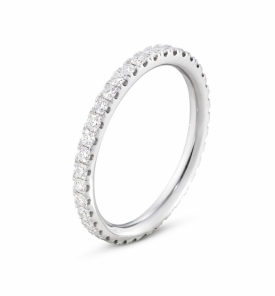 AURORA White Gold Diamond Ring