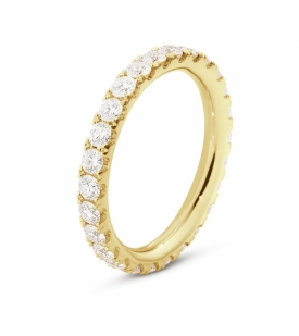 AURORA Gold Diamond Ring III