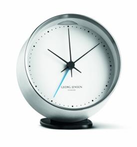 HK ALARM CLOCK Steel cased alarm clock