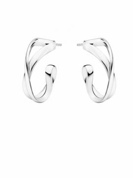 Infinity Small Earhoops - 0