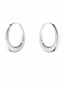 AURA Silver Earrings - 0