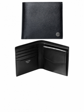 BUSINESS CLASSIC Wallet Black - 0