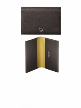 Business Classic Card Holder Brown - 0