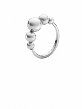 Moonlight Grapes Spheres Ring - 0