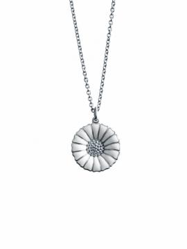 DAISY Silver Pendant - 18mm - 0