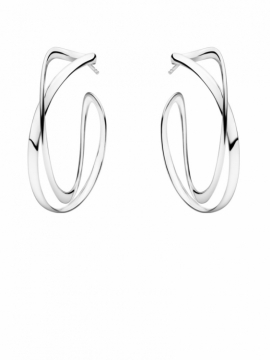 INFINITY Large Earhoops - 0