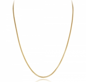 9ct Yellow Gold Middleweight Box Belcher Chain