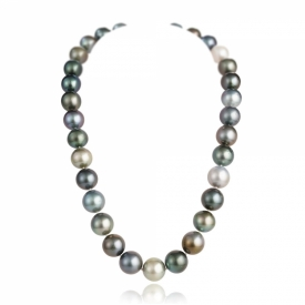 Tahitian Mixed Colour Necklace