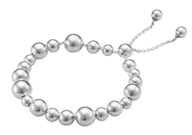 MOONLIGHT GRAPES Vari-Sphere Drawstring Bracelet - 0