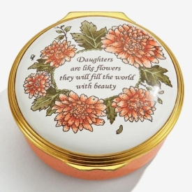 Daughters Are Like Flowers Box