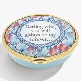 Darling Wife, you will be my forever Box by Halcyon Days