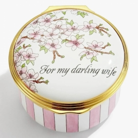 For My Darling Wife Box by Halcyon Days