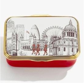 Halcyon Days London City Landmarks Box