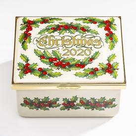 Halcyon Days - 70th Birthday Edition 2020 Christmas Musical Box