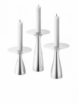 ALFREDO 3 Candleholders - 0