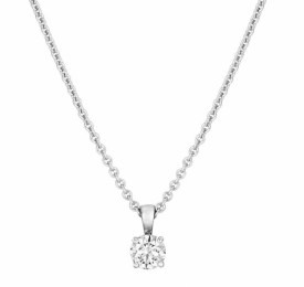 0.73ct Diamond Pendant