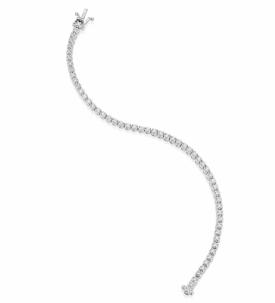 Diamond Flexilink Tennis Bracelet 2.00ct