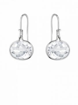 SAVANNAH Earrings with Rock Crystal - 0