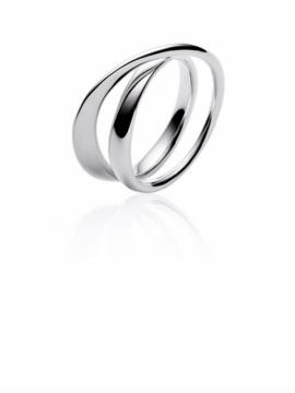 MÖBIUS Spiral Ring - 0