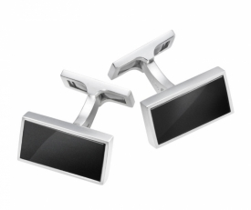 MEN'S CLASSIC Sharp Onyx cufflinks