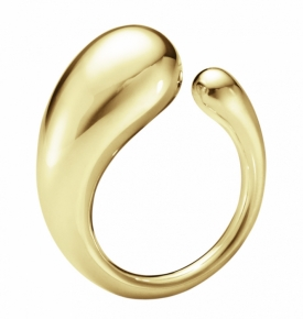 MERCY 18CT YELLOW GOLD Ring Large