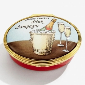 Save Water Drink Champagne Box