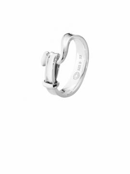TORUN Silver Men's Ring - 0
