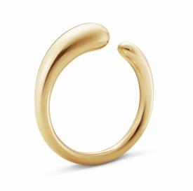 MERCY 18ct Yellow Gold Mini Ring